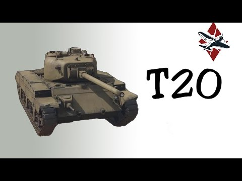T20 Tank Review | War Thunder