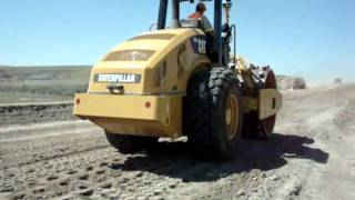 Intelligent Compaction (NDDOT Soils IC Demo): Part 1 of 3