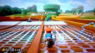 Mario Plays Mario kart 8 Online Episode 2