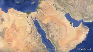 Dead Sea drying up IGEO TV]