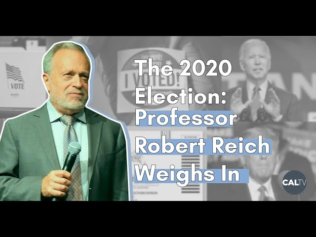 One-on-One with Robert Reich