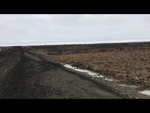 Road to the Arctic: Preview of Inuvik Tuktoyaktuk Highway