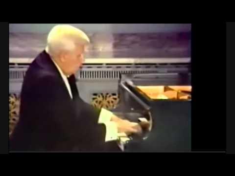 Oh  ! EARL WILD PLAYS LISZT MEPHISTO WALTZ LIVE 1986