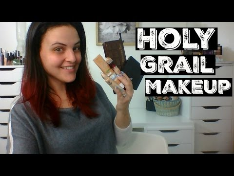 LIVE CHAT - Holy Grail Makeup that we recommend to EVERYONE! - Let's Talk About It!