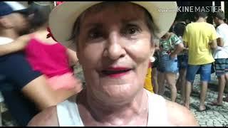 Banda da Buchada da Adélia animou carnaval do Bloco balançado da Santinha em Flores.