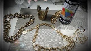 Astuce pour proteger vos bijoux et ne pas qu'ils rouillent