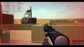 Roblox Phantom Forces CTE Sniper Gameplay DeSilent!!!