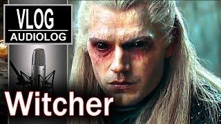Witcher - wiedźmin kulturysta od netflix
