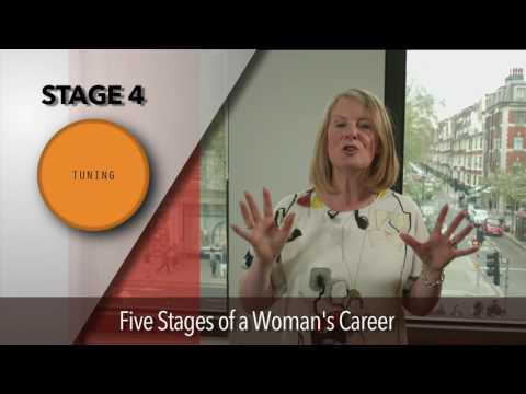 Five Stages Of A Woman's Career - Geraldine Gallacher