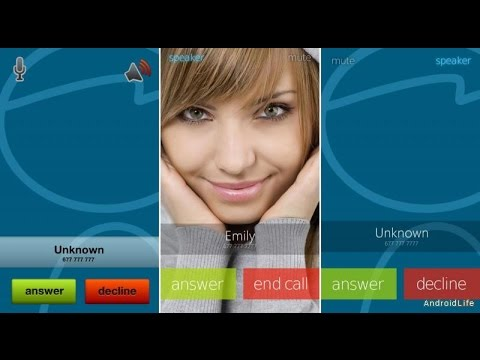 Как сделать фото контакта на весь экран iPhone при звонке