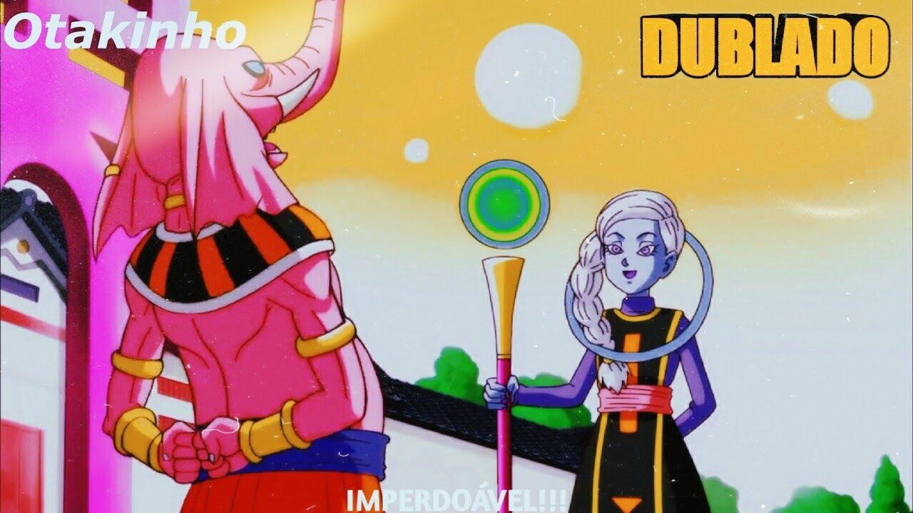 Download Deuses ficam com inveja de Goku por ser amigo do Zen'Oh  | Dublado