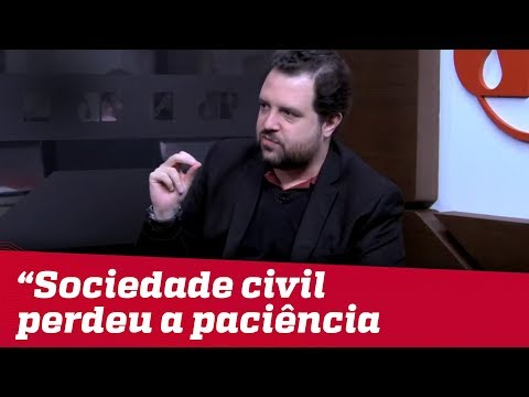 Martim Vasques: Governo precisa ter humildade de admitir que está falhando