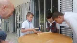 Урок труда для мальчиков.  Серия роликов.