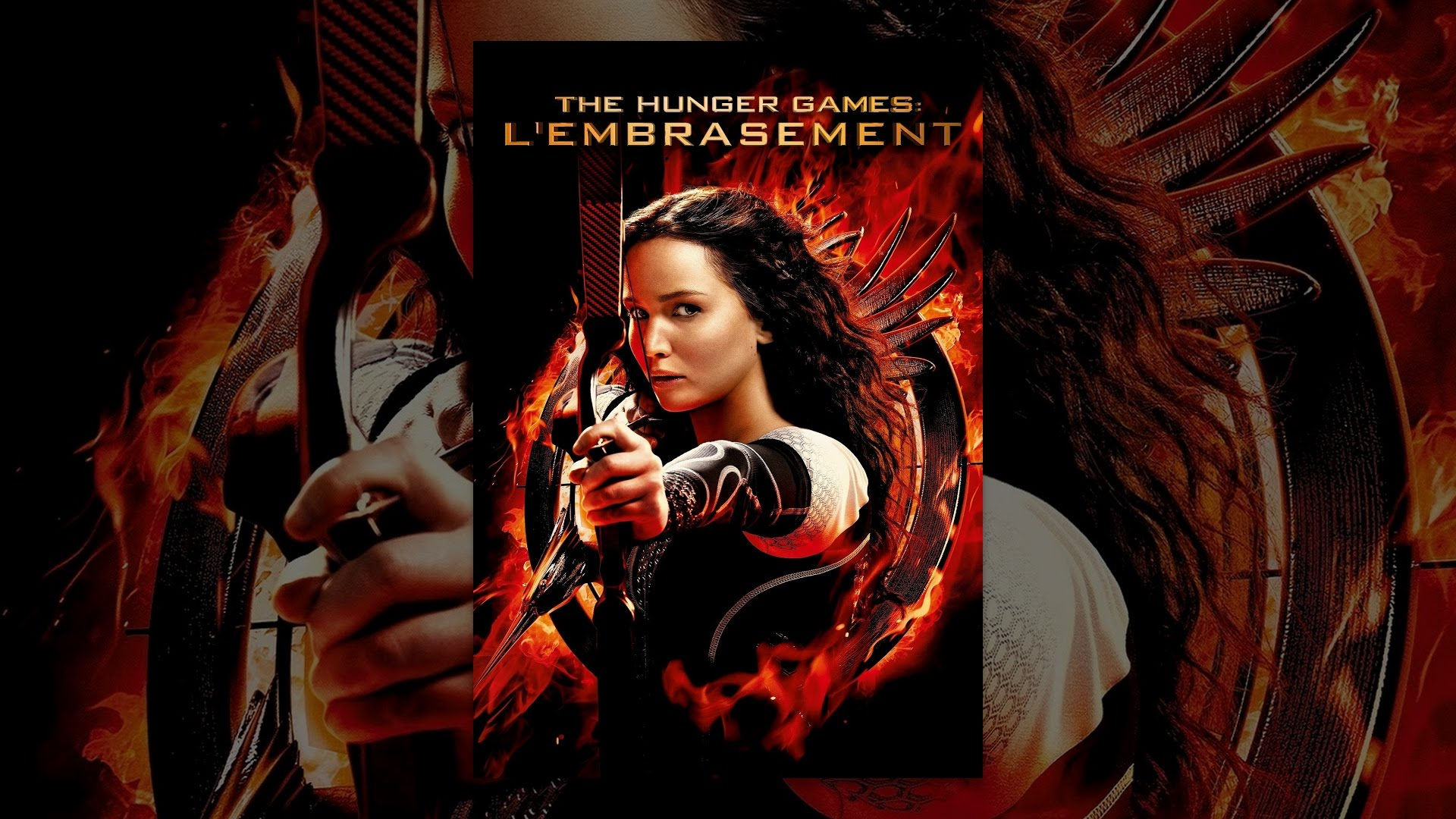 The Hunger Games L Embrasement Youtube