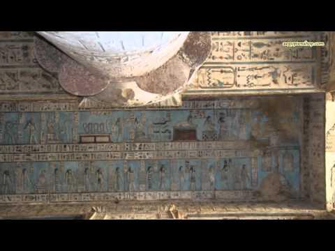 Pharaonisches Ägypten: Dendera - Tempel der Hathor
