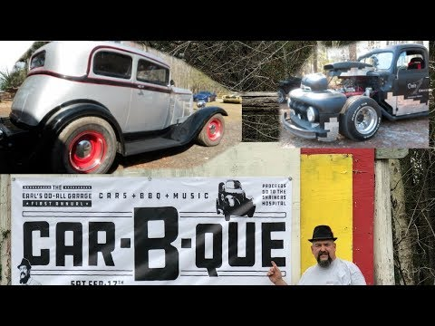 Car-B-Que put on by  Earl's Do All Garage