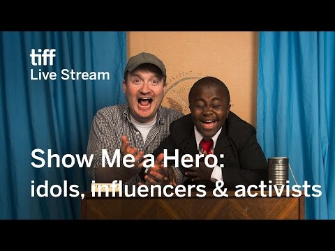 Show Me a Hero: Idols, Influencers & Activists | TIFF Kids Industry Forum