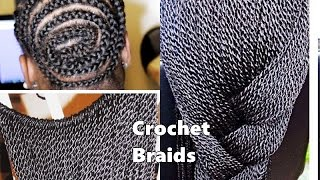 How to Box Braids CROCHET METHOD - Perfect Sensational