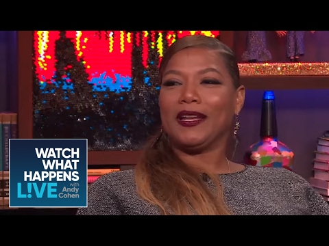 Queen Latifah On A 'Living Single' Comeback? | WWHL