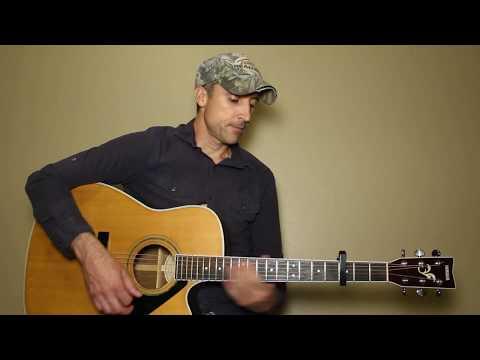 All Over The Road - Easton Corbin - Guitar Lesson | Tutorial
