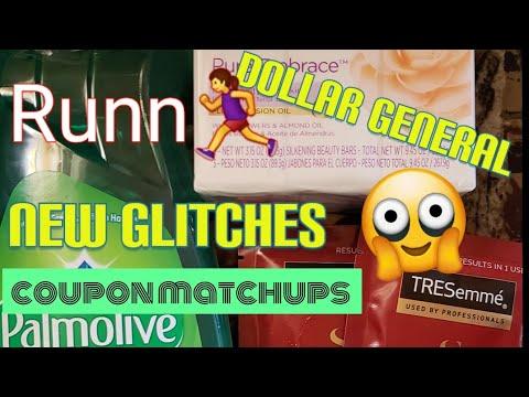 RUN Dollar General 💥NEW GLITCH 💥+💣 Coupon Matchups 💣 FOOD DEALS This Week