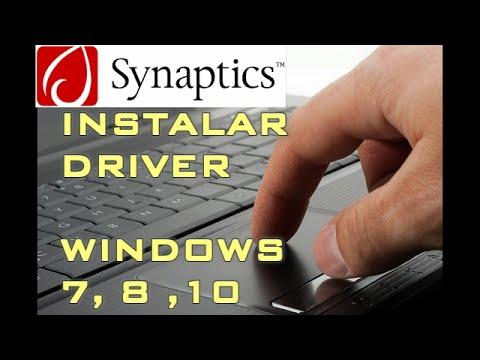 Instalar SYNAPTICS TOUCHPAD driver (WINDOWS 8, WIN 10, XP, VISTA) en 5 MINUTOS 2018