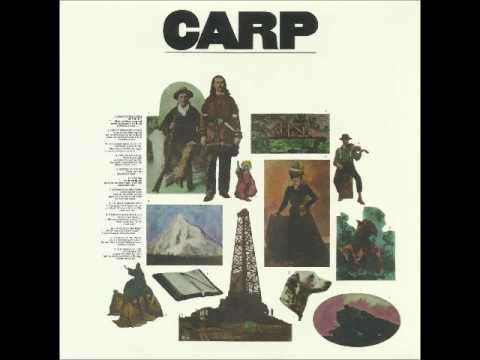 Carp - Carp (1970) (US, RARE Psychedelic Chrisitian Rock, Co