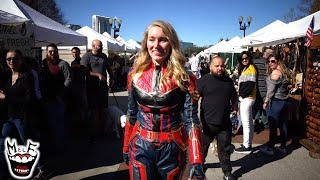 Captain Marvel's Day Out | Real Life Superhero Prank!!