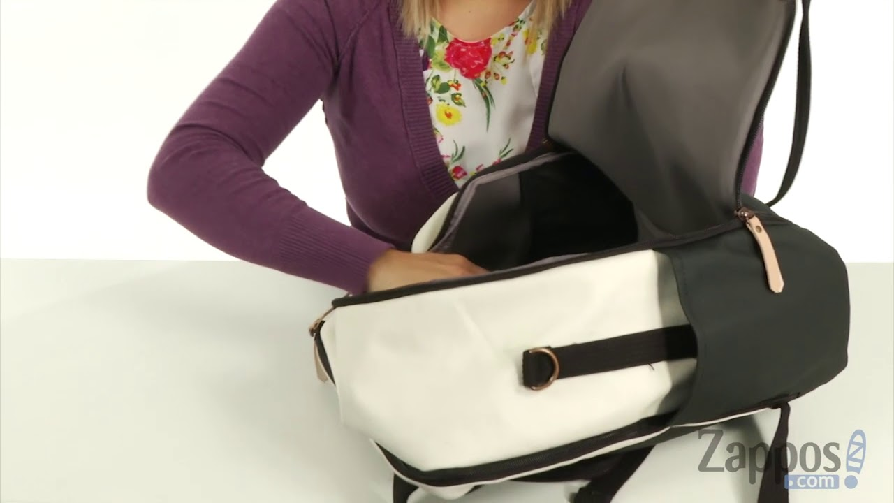 71da508ddf8 petunia pickle bottom Glazed Inter-Mix Backpack SKU  9034926 - YouTube
