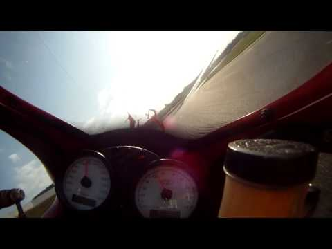 DUCATI SS1000DS - Most - Renntraining 2011
