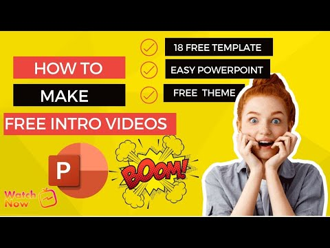 lecture-8-:-how-to-make-free-intro-video-–-18-templates-powerpoint-2020-for-youtuber-easy-to-edit