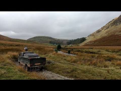 Wales Weekender Oct 2017 Strata Florida & More with Fred the Syncro