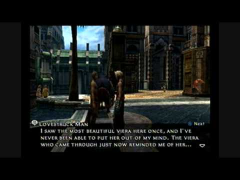 FF XII Viera Rendezvous Side Quest Alternate Ending