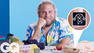 10 Things Jonah Hill Can't Live Without | GQ