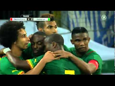 Germany 2 - 2 Cameroon | Highlights | Choupo-Moting GOAL