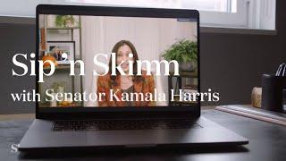 Sen. Kamala Harris on the impact of Amy Coney Barrett joining the Supremes.