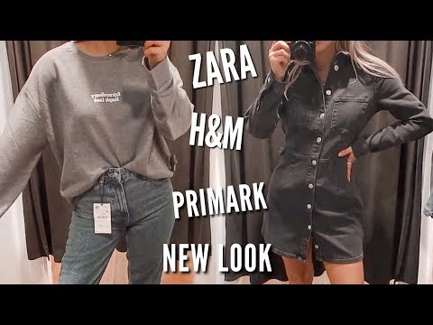 Come Shopping With Me - ZARA, Primark, Urban Outfitters, New Look | Fashion Influx. http://bit.ly/2wu7b9S