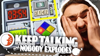 THIS IS HOW I DIE - KEEP TALKING AND NOBODY EXPLODES