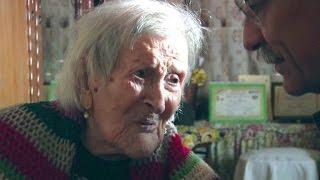 Ältester Mensch der Welt verrät Geheimnis eines langen Lebens