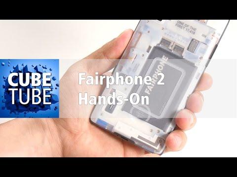 Fairphone 2 Hands On - HD deutsch