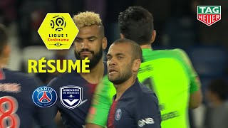 Paris Saint-Germain - Girondins de Bordeaux ( 1-0 ) - Résumé - (PARIS - GdB) / 2018-19