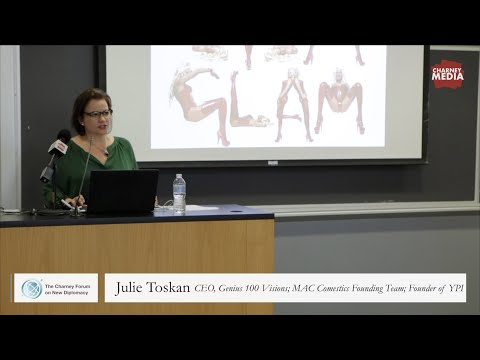 Julie Toskan Presentation | The Rise of New Diplomacy
