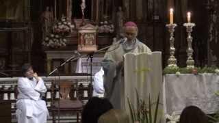 Nuestra Señora de Montserrat - Fiestas Patronales 2013 - 2° Parte Homilia