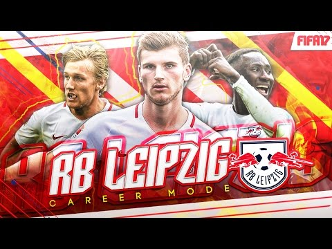 FIFA 17   RB Leipzig MANUAL CAREER MODE!   S1E1   Uncharted territory?!