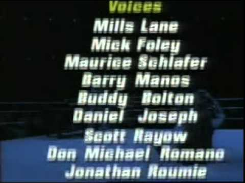 celebrity deathmatch credits song - YouTube