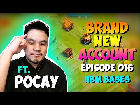 NEW ACCOUNT Episode 16: Here Be Monster BASE!