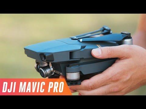 DJI's new Mavic Pro is its smallest 4K drone