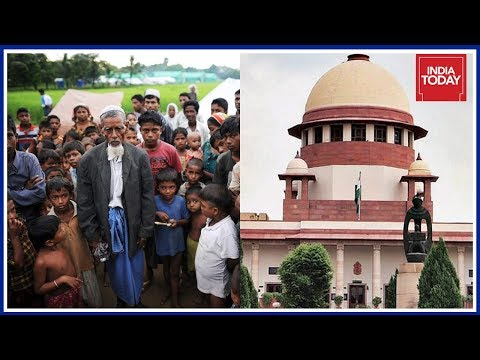 Government Asks Supreme Court To Deport Rohingyas | People's Court