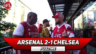 Arsenal 2-1 Chelsea | Chelsea Socially Distanced From Pepe (Emotional DT)