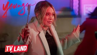 Younger's HOLY SH*T Moments  | TV Land
